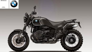 Black Sabath, ¿nueva BMW scrambler en ciernes?
