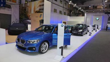 BMW Serie 1 Salón de Barcelona 2015