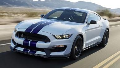 Ford revela más detalles de su Mustang Shelby GT350