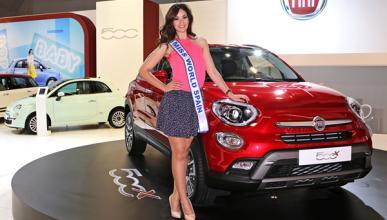 Lourdes Rodríguez, Miss World Spain, admiradora del 500X