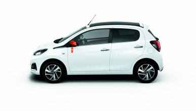 Peugeot 108 Roland Garros lateral