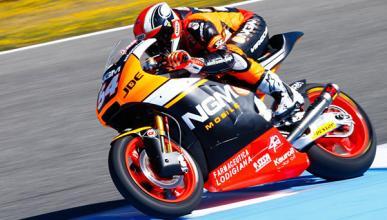 Mattia Pasini correrá como wild-card de Moto2 en Mugello