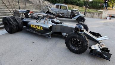Lotus F1 Mad Max Hybrid