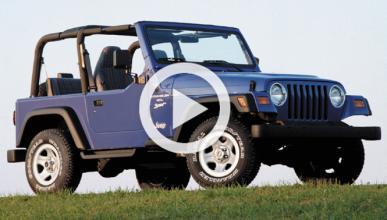 Un vistazo al Jeep Wrangler de 1997, ¿el mejor de la saga?