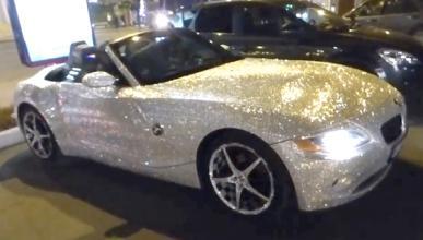 250.000 cristales Swarovski sobre ruedas