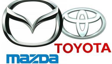 Mazda y Toyota intercambian sus motores
