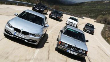 Un misterioso coleccionista nos presenta sus... ¡45 BMW!