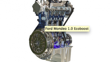 A Ford le basta con dos cilindros