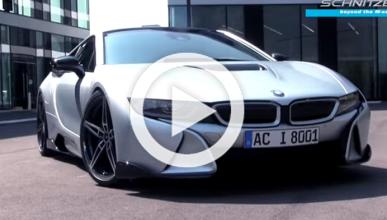 ¡Y decían que el BMW i8 no se podía personalizar!