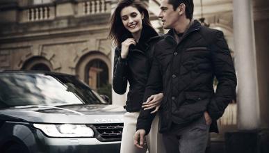 Complementos femeninos y femeninos de Barbour para Land Rover