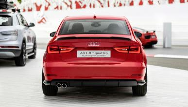 Audi A3 Style Package trasera