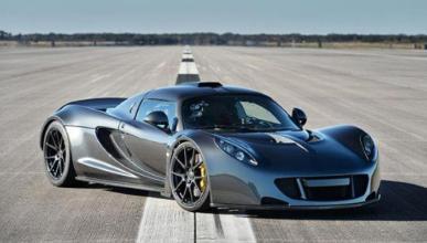 Se vende un Hennessey Venom GT por 1,4 millones de dólares