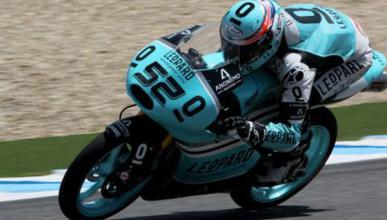 Libres 2 Moto3 GP de Francia 2015: Kent sigue al frente