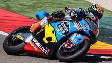 Libres 2 Moto2 GP de Francia 2015: Rabat vuelve a liderar