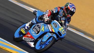 Clasificación Moto3 GP de Francia 2015: Quartararo reina