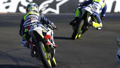 Parrilla de salida Moto3 GP de Francia 2015