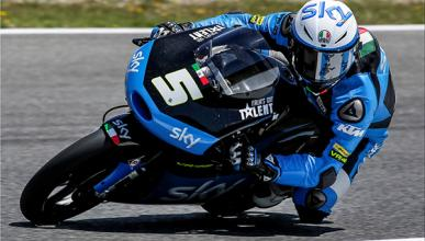 Carrera Moto3 GP de Francia 2015: Fenati resucita