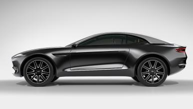 La plataforma Mercedes 'poco deportiva' para Aston Martin