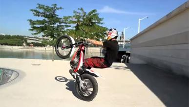 Vídeo: Julien Dupont haciendo trial urbano