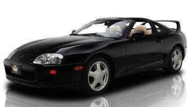 Vendido el Toyota Supra de Paul Walker por 185.000 dólares