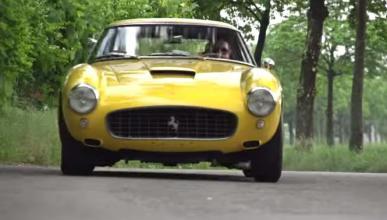 Prueba de un Ferrari 250 GT SWB valorado en 10 millones