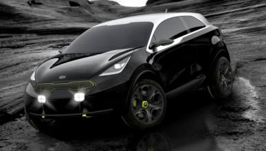 Kia Niro 2016, el nuevo SUV urbano para Europa, cazado