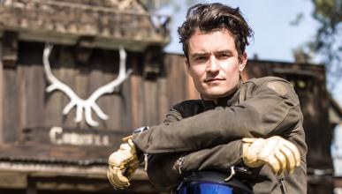 El actor Orlando Bloom customiza la BMW S 1000 R