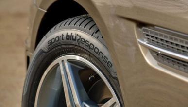La DGT no está vigilando los neumáticos