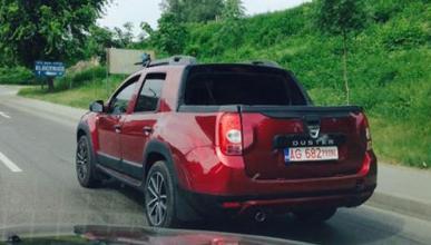 El Dacia Duster se convierte en pick up