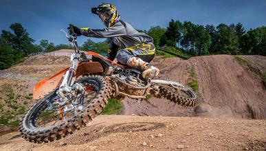 KTM renueva su gama SX de motocross