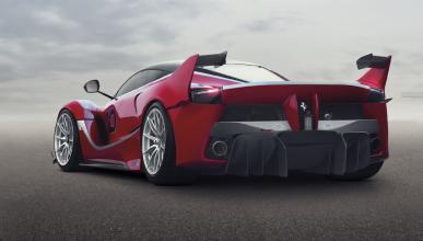 Comprar un Ferrari FXX K y hacerle esto debería ser delito