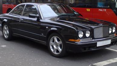 ¿Comprarías un Bentley Continental R por 10.000 euros?