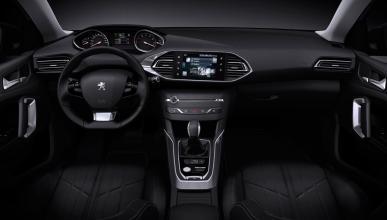 Peugeot 308 SW: una mirada al interior