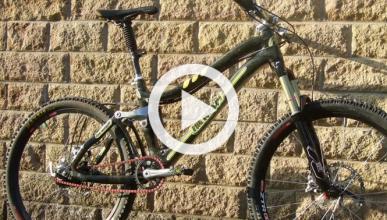 Así se construye una bici de montaña con una impresora 3D
