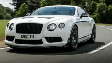 Bentley Continental GT3-R, en Distinctive Collection