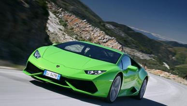 ¿Pondrías un cinco cilindros a un Lamborghini?