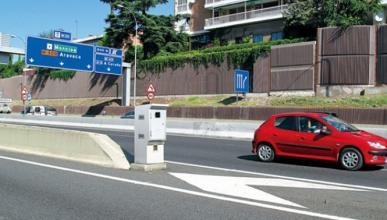 El 33% de las multas de 2014 fueron por exceso de velocidad
