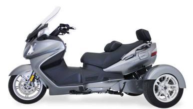 Trike Suzuki Burgman 650 by Motor Trike