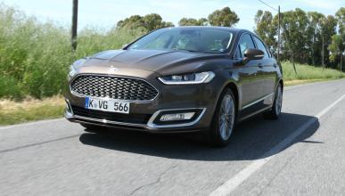 Ford empieza a hacer tres coches en Valencia
