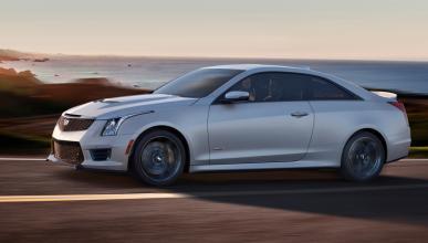 Cadillac ATS-V +, qué pasada de Cadillac