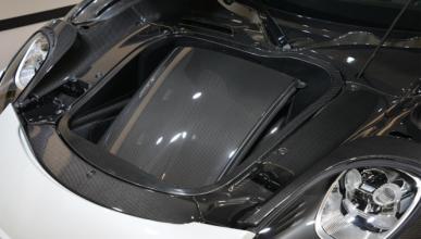 Nueva llamada a revisión del Porsche 918 Spyder