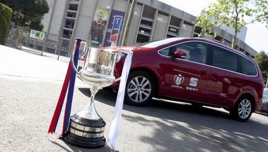 La Copa del Rey de Fútbol se va de tour con Seat