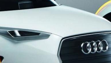 Audi prepara un coche urbano