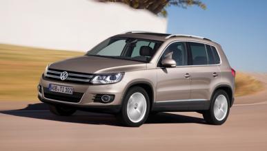 Los VW Tiguan 2.0 TDI son más potentes ahora