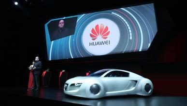 Huawei y Audi colaboran para crear coches interconectados