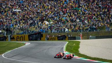 Gran Premio de Italia 2015 de MotoGP, cita en Mugello