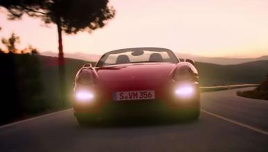 El espectacular anuncio de la gama Porsche GTS