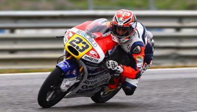 Libres Moto3 GP de Italia 2015: Antonelli lidera