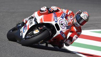 Libres MotoGP GP de Italia 2015: Dovizioso y Ducati dominan