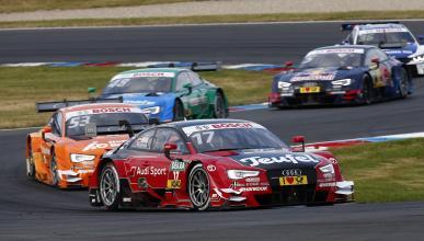 DTM 2015, Lausitzring: Green gana, Molina cuarto